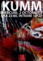Concert KUMM în Club A din Bucureşti