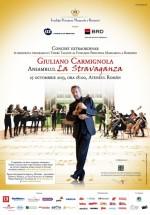 Concert Giuliano Carmignola la Ateneul Român din Bucureşti