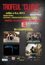 Concerte TreişpeCuvinte, Attic Disorder, Contra | Band şi Sketch în Club A din Bucureşti