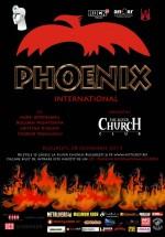 Concert Phoenix în The Silver Church din Bucureşti (CONCURS)