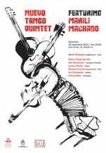 Concert Nuevo Tango Quintet şi Marili Machado la Sala ArCuB din Bucureşti