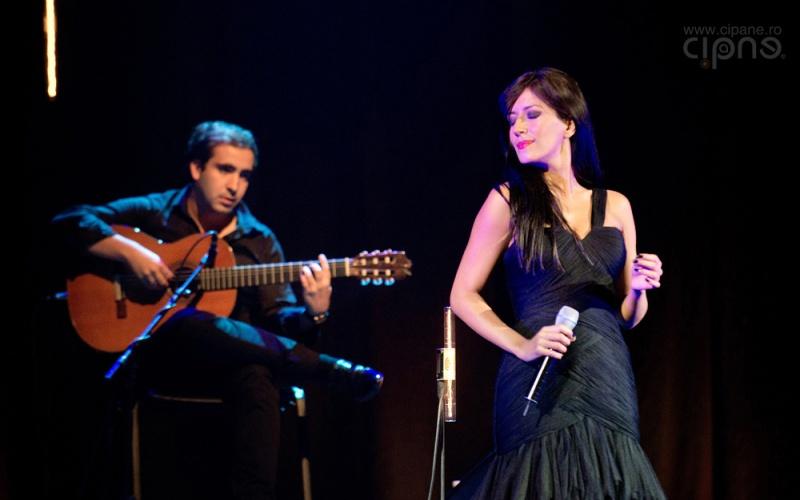 Ana Moura, în premieră la Bucureşti - Foto: Ciprian Vlăduţ / cipane.ro