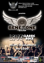 Concert Benetone Band în Aby Stage Bar din Râmnicu Vâlcea