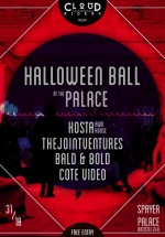 Halloween Ball at the Palace la Palatul Spayer din Bucureşti