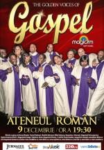 Concert The Golden Voices of Gospel la Ateneul Român din Bucureşti