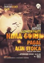 Just Another Halloween Party în Space Club din Bucureşti