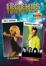 Legends Tribute cu Tina Turner şi Queen în Hard Rock Cafe din Bucureşti