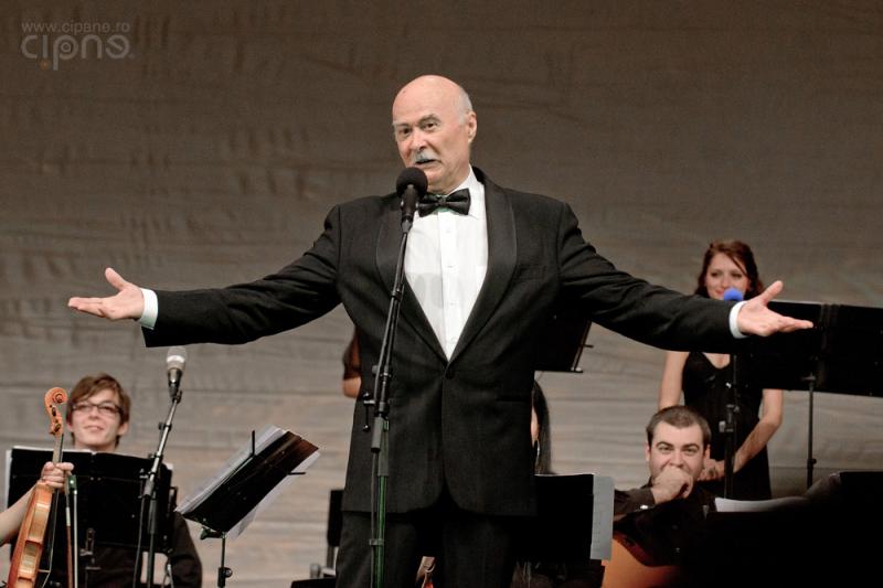 Tudor Gheorghe în concert la Sala Palatului - Foto: Ciprian Vlăduţ / cipane.ro