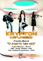 Concert Krypton Unplugged în Club Twin Peaks din Curtea de Argeş