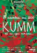 """Concert KUMM – """"Să nu spui nimănui"""" în Club Puzzle din Bucureşti"""