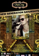 New Generation Autumn Saturdays with Morris în Old City din Bucureşti