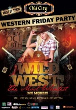 Western Friday Party în Old City din Bucureşti