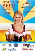Festivalul Berii Bavareze – Graf Arco Fest la Romaero Băneasa din Bucureşti