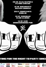 Turneu Coma şi E.M.I.L. – Breaking Bad Since 2000