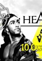 Concert Alex Velea în Heaven Studio din Timişoara