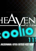 Concert Coolio LIVE în Heaven Studio din Timişoara