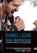 Concert Daniel Lazăr în Route 66 Club din Bucureşti