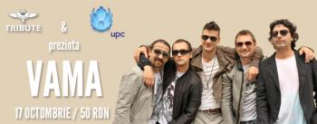 Concert Vama în Club Tribute din Bucureşti