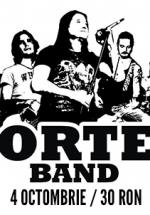 Concert Cortez Band în Club Tribute din Bucureşti