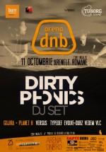 Dirtyphonics DJ Set la Arenele Romane din Bucureşti (CONCURS)