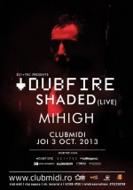 Dubfire în Club Midi din Cluj-Napoca