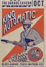 Concert King Automatic în Control Club din Bucureşti