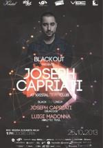 Joseph Capriati şi Luigi Madonna în Kristal Club din Bucureşti