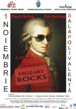 """""""Mozart Rocks"""" la Sala Polivalentă din Craiova"""