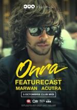Onra şi Featurecast în Club Midi din Cluj-Napoca