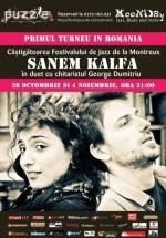 Concerte Sanem Kalfa în Club Puzzle din Bucureşti