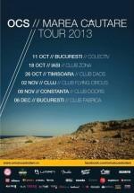 Turneu naţional OCS – Marea Căutare Tour 2013