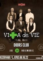 Concert acustic Viţa de Vie în Club Doors din Constanţa