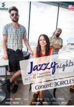 Concert 3Circles în Energiea din Bucureşti