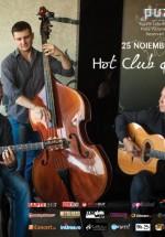 Concert Hot Club de Bucharest în Club Puzzle din Bucureşti