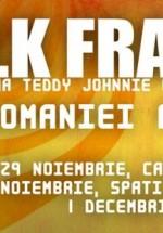 Concerte Folk Frate! în Cluj-Napoca, Alba-Iulia şi Reghin