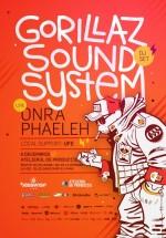 Gorillaz Sound System şi Onra în Atelierul de Producţie din Bucureşti