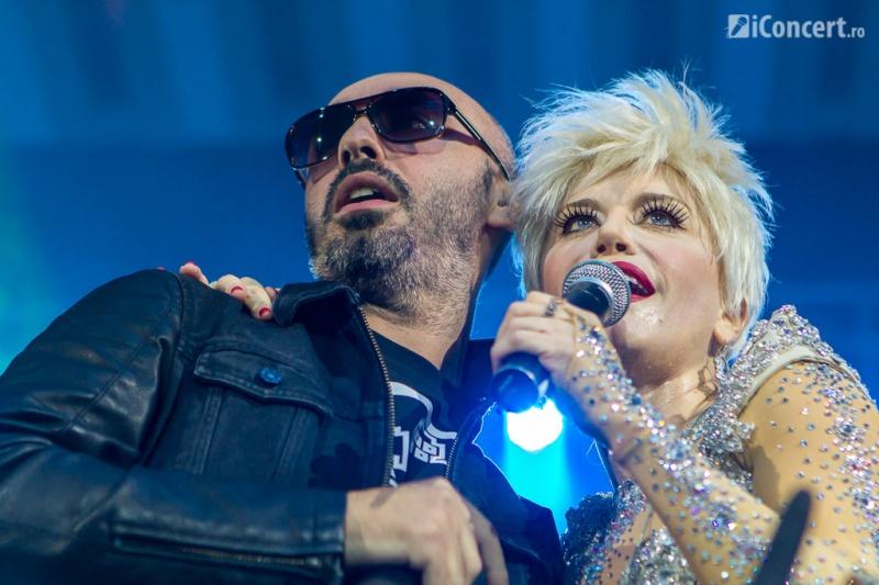 Cabron şi Loredana - Foto: Daniel Robert Dinu / iConcert.ro