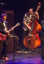 RECENZIE: Oscar Benton ne-a oferit magia blues-ului la Sala Palatului (POZE)