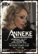 Concert Anneke van Giersbergen în The Silver Church din Bucureşti (CONCURS)