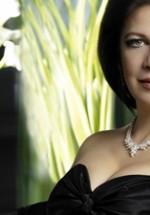 Soprana Natalia Ushakova – invitată specială a tenorului Jose Carreras la Gala de Crăciun din Bucureşti