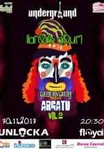 Concert şi lansare album Argatu în Underground Pub din Iaşi