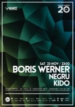 Boris Werner în Studio Martin din Bucureşti