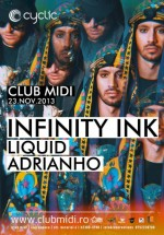 Infinity Ink în Club Midi din Cluj-Napoca