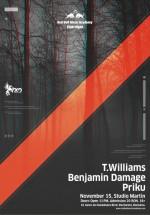 Benjamin Damage şi T.Williams în Studio Martin din Bucureşti