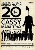 20 de ani de Studio Martin din Bucureşti