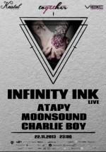 Infinity Ink în Kristal Club din Bucureşti