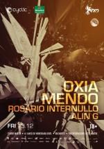 Oxia şi Mendo în Studio Martin din Bucureşti