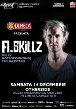 A. Skillz în Club Expirat din Bucureşti