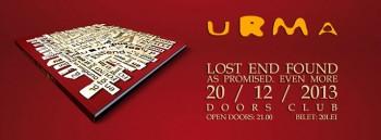 Concert URMA în Club Doors din Constanţa