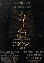 New Year's Eve 2014 Academic Awards – The Oscars Party în Barocco Bar din Bucureşti